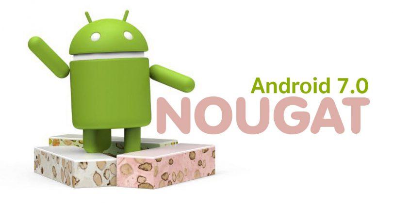 Resultado de imagem para android nougat